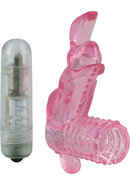 Lovers Arouser Bunny With Mini Vibe Enhancement For Him...