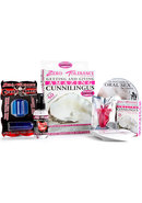 Come Hard Getting And Giving Amazing Cunnilingus Kit How To Dvd Vibrator Lube Combo