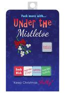 Under The Mistletoe Dice Game