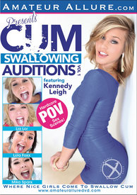 Cum Swallowing Auditions