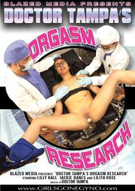 Doctor Tampas Orgasm Research