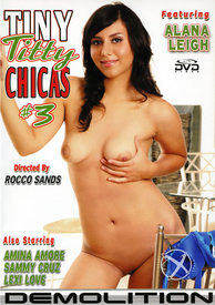 Tiny Titty Chicas 03  (disc)